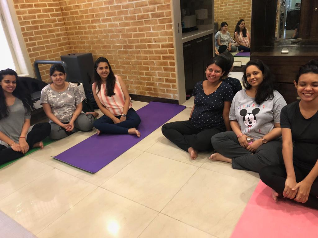 Prenatal Yoga Classes in Mumbai | Yoga Classes for ...