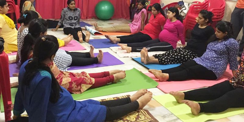 Prenatal Classes Mumbai