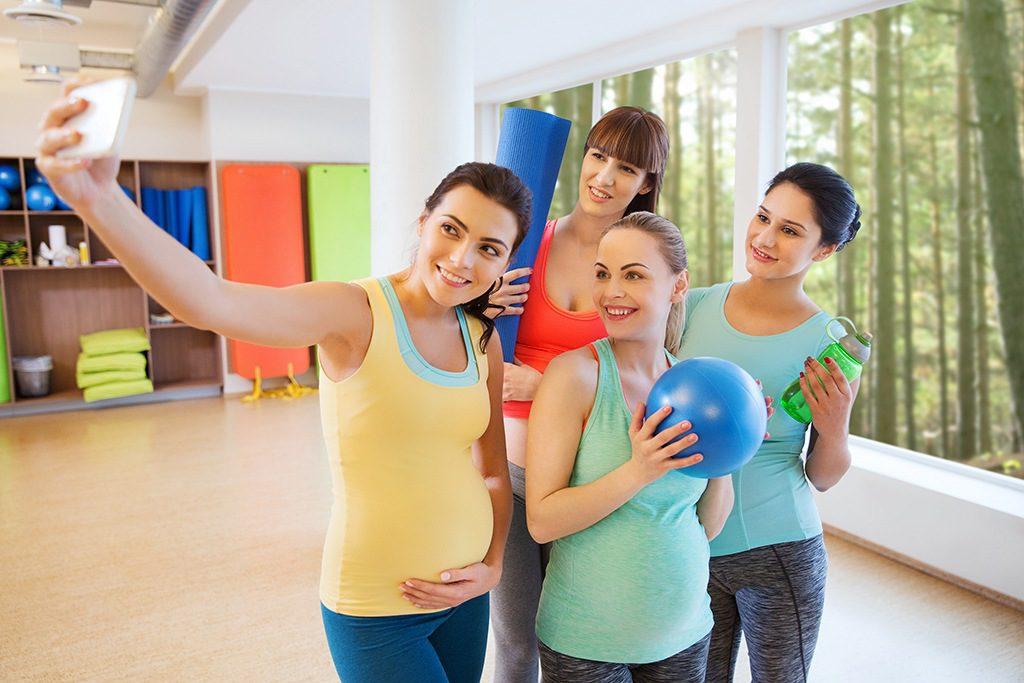 Pregnancy Exercise Classes mumbai